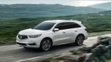Очередная новинка от Acura – модель MDX 2017