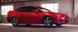 Первый тизер нового поколения Subaru Impreza